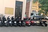 Hải Phòng: Trộm cắp hàng chục xe máy, cặp tình nhân giả sa lưới