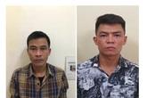 """Bắt 2 đối tượng giả """"nhân viên an ninh"""" ở sông Đá Bạc, Hải Phòng"""