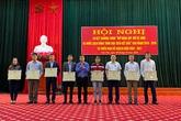 Yên Sơn sơ kết chương trình mở rộng quy mô vệ sinh và nước sạch nông thôn