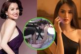 """Giữa """"tâm bão"""" của Hương Giang Idol, 2 người đẹp nào dũng cảm lên tiếng bênh vực?"""