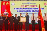 Bộ trưởng Bộ Y tế: Mong ĐH Điều dưỡng Nam Định luôn là thương hiệu mạnh trong đào tạo nhân lực