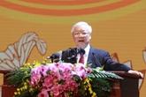 Tổng Bí thư, Chủ tịch nước: Những tấm gương trong cuộc chiến chống COVID-19 chính là biểu hiện sinh động cho tinh thần đoàn kết dân tộc