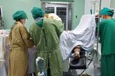 Cứu thai phụ ở Sóc Trăng bị tiền sản giật