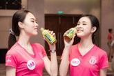 Bí kíp ăn uống vừa khỏe vừa giữ dáng, đẹp da của các thí sinh hoa hậu Việt Nam