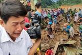 Xót xa Trà Leng: Từ tiếng khóc xé lòng của cô bé M'Nông đến giọt nước mắt mặn chát của người phóng viên từng trải