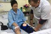 """Phẫu thuật khớp gối cho """"bông hồng thép"""" của đội tuyển bắn súng Việt Nam"""
