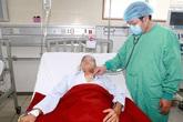 Sau mưa lũ lịch sử, 9 người dân ở Quảng Trị mắc bệnh Whitmore