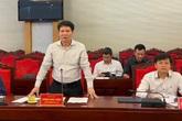 Thứ trưởng Bộ Y tế kiểm tra công tác hậu cần phòng chống dịch COVID-19 tại Sơn La