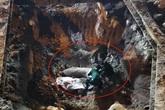 """Hà Nội: Phát hiện 1 quả bom chưa phát nổ, phong tỏa """"khẩn"""" phố Cửa Bắc"""