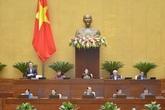 Gần 97% số ĐBQH đồng ý bãi nhiệm tư cách đại biểu đối với ông Phạm Phú Quốc