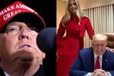 Con gái cưng khoe ảnh mới nhất của Tổng thống Trump, nói lời động viên giữa lúc bầu cử cam go