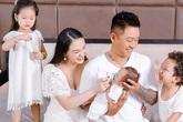 """""""Lộ"""" không gian sống của gia đình ca sĩ Tuấn Hưng"""
