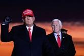 Ông Trump xung trận 'chiến trường' Michigan tới hơn 1h sáng
