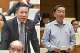 """Đại biểu Lưu Bình Nhưỡng hỏi """"cứ dịp lễ Tết, công an đi thu tiền của dân"""", Bộ trưởng Tô Lâm nói gì?"""