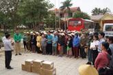 Báo Gia đình và Xã hội sẻ chia với đồng bào bị bão lũ 3 tỉnh miền Trung