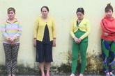 Tạm giữ 6 người liên quan vụ đánh ghen