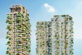 Tác giả của những toà tháp nổi tiếng nhất thế giới thiết kế tháp biểu tượng Ecopark