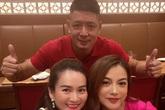 Trương Ngọc Ánh, Hà Kiều Anh dự sinh nhật Bình Minh