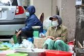 Người Hà Nội vất vả mưu sinh trong giá lạnh đầu đông