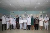 2 ca ghép thận đặc biệt khó được thực hiện cùng lúc tại Bệnh viện Đa khoa tỉnh Thanh Hóa