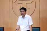 Cựu Chủ tịch UBND TP Hà Nội Nguyễn Đức Chung hầu tòa