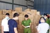 """Tạm giữ 97 xe tải """"vô chủ"""" chở hàng từ Trung Quốc vào Việt Nam"""