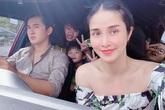 Cuộc sống của diễn viên Thảo Trang và chồng kém 8 tuổi