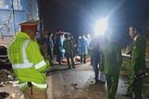 Ô tô tải tông trúng xe đầu kéo trên cao tốc Nội Bài - Lào Cai khiến 2 người tử vong