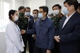 Phó Thủ tướng Vũ Đức Đam: Vaccine là công cụ hiệu quả nhưng cần chú trọng ngay các biện pháp phòng dịch COVID-19