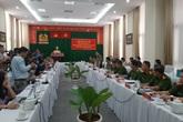 Công an TP HCM thông tin về 18 người bị khởi tố, bắt giam cùng ông Tất Thành Cang