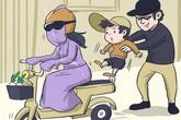 Truy tố kẻ bắt cóc trẻ em để tống tiền