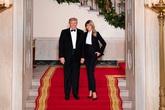 Ông Trump bị nghi photoshop ảnh Noel cuối cùng ở Nhà Trắng