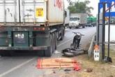 Tai nạn thương tâm ở Hải Dương: Cháu gái tử vong, bà nội nguy kịch trên đường đi chợ về