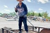Vân Quang Long mưu sinh vất vả ở Mỹ