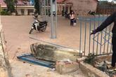 """Chủ tịch UBND tỉnh chỉ đạo """"nóng"""" vụ sập cổng trường đè chết học sinh"""
