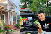 Hồng Đăng: Tuổi trẻ nổi loạn và đam mê môtô, nhà vườn ở tuổi U40
