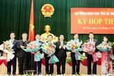 Giám đốc Sở Y tế Hà Tĩnh được bầu làm Phó Chủ tịch UBND tỉnh