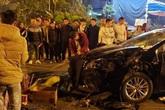 Va chạm xe ô tô, 3 sinh viên trường Cao đẳng Lào Cai thương vong