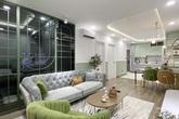 Chiêm ngưỡng mẫu thiết kế nội thất căn hộ chung cư đẹp đốn tim người nhìn