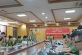 Bộ công an họp báo tình hình, kết quả công tác công an năm 2020, nhiệm vụ năm 2021