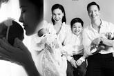Loạt sao Việt đón 'chuột vàng' trong năm 2020, nhiều người sinh đôi