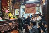 Lo ngại dịch bệnh virus corona, Nam Định dừng tổ chức Lễ hội khai ấn đền Trần