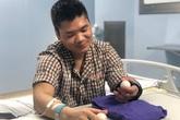 Lần đầu tiên trên thế giới: Nam thanh niên Hà Nội có cẳng tay mới từ người lạ còn sống hiến tặng