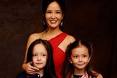 3 cặp sinh đôi nhà sao Việt nổi như cồn trên mạng xã hội: Bé con lai đã lớn phổng phao như thiếu nữ, bé cùng bố mẹ sống đầy trải nghiệm nơi trời Tây
