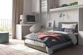 Phòng ngủ sáng tạo khiến cả bé và bố mẹ đều mê