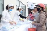 Nhiều hành động đẹp cùng góp sức phòng chống virus corona