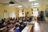 Hà Nội: Họp trực tuyến với phụ huynh, học sinh trước khi đi học trở lại