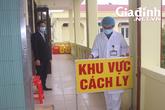 Hải Dương: Tiến hành cách ly nam thanh niên có biểu hiện ho, sốt từng đưa mẹ đi Bệnh viện Bạch Mai khám bệnh