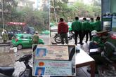 Phát hiện tài xế taxi tử vong trong xe lúc rạng sáng