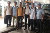 Các bác sĩ Bệnh viện Chợ Rẫy lại tức tốc lên đường trong đêm đến Tây Ninh